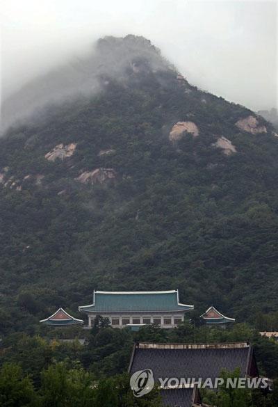 청와대 전경[연합뉴스 자료사진]