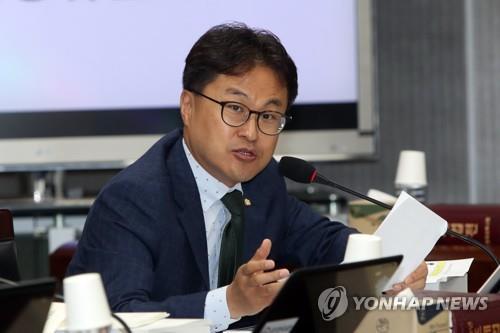 더불어민주당 김정우 의원 [연합뉴스 자료사진]