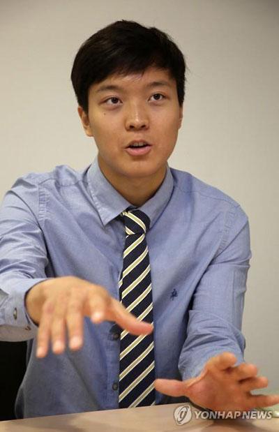 송유근 씨[연합뉴스 자료사진]