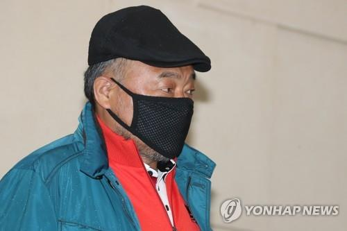 가수 김흥국씨[연합뉴스 자료사진]